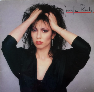 Jennifer Rush - Jennifer Rush (LP) (VG-/VG-)
